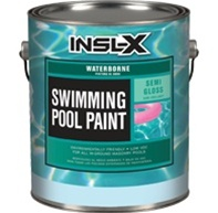 Insl-x Waterborne Pool Paint