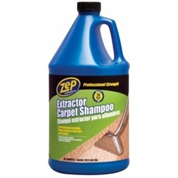 Zep Professional Strength Extractor Carpet Shampoo Gallon ZUCEC128