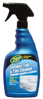 Zep 32 Oz Professional Strength Shower, Tub & Tile Cleaner ZUSTT32PF
