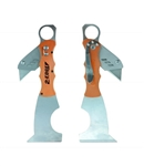 Zorr Putty Knife & Utility Knife Combo