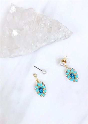 Blossom Earring Jacket