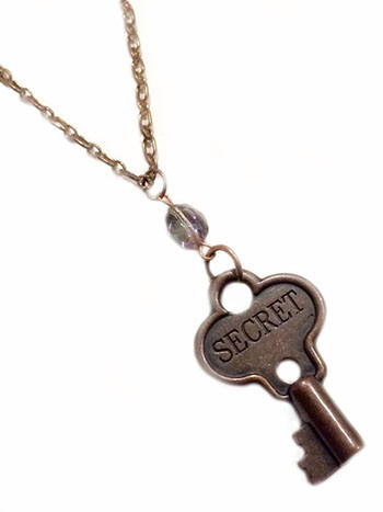 Key-Secret Necklace