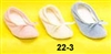 (22-3) Ladies Slippers