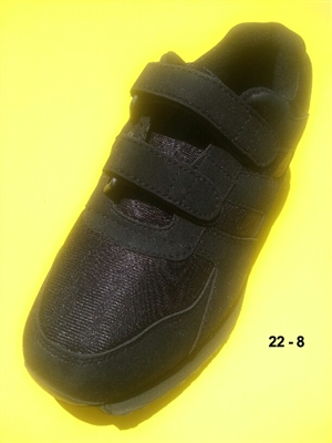 (22-8) Men's Sneakers - Velcro®