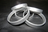 Aluminum bangle bracelet blank