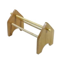 Wooden plier stand, plier rack