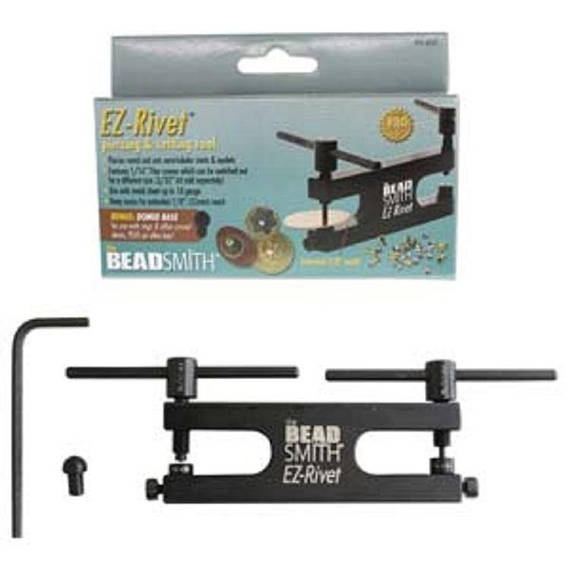 Rivet tool kit, 1/16 EZ-Rivet by Beadsmith