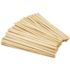Wooden stir sticks, package of 80