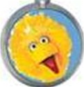 Big Bird Logo Tongue or Belly Ring