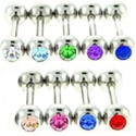 wholesale Gem Tongue Rings