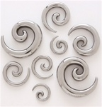 Stainless Steel Spiral Taper