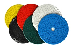 Turbo Polishing Pads