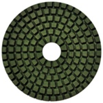 Flexible Diamond Polishing Pad (DICP) for granite