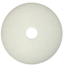 White Super Polishing Pads - Conventional
