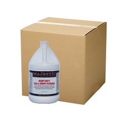 Heavy Duty Acid Based Tile and Grout Cleaner Gallon Case