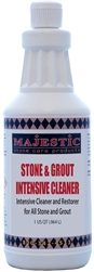 Majestic INTENSIVE Natural Stone Tile & Grout Cleaner