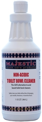 Majestic Non-Acidic Toilet Bowl Cleaner