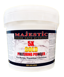 5X Gold Polishing Powder