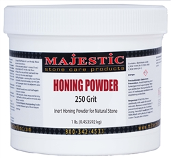 <!3SPS-HP250>STONE HONING POWDER  - 250 Grit 10lbs.