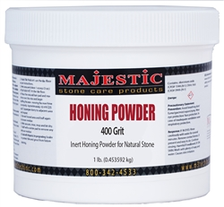 <!3SPS-HP400>STONE HONING POWDER - 400 Grit 5lbs.