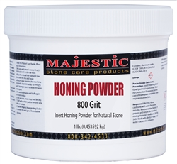 Honing Powder 800 Grit 25 lbs.