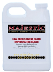 Low Odor Solvent Based Impregnating Sealer Qt.