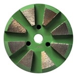 Mag 3 inch Concrete Diamond Grinding Disc 30 Grit