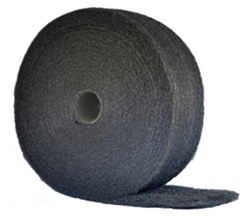 5lb Rolls Steel Wool Floor Pads