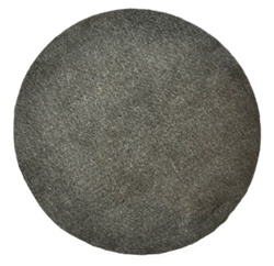 7 inch Needled Steel Wool Pads Grade 1