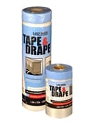 Easy Mask Tape and Drape