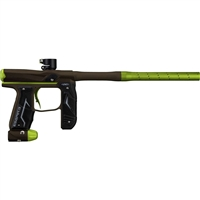Empire Axe 2.0 Paintball Gun - Dust Brown w/ Dust Green