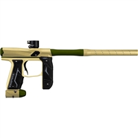 Empire Axe 2.0 Paintball Gun - Dust Tan w/ Dust Olive