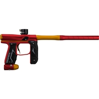 Empire Axe 2.0 Paintball Gun - Dust Red w/ Dust Orange