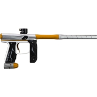Empire Axe 2.0 Paintball Gun - Dust Silver w/ Dust Gold