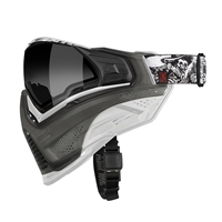 Push Unite FLX Thermal Paintball Goggle - Collector White