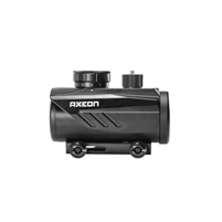 Axeon Optics 1XRDS 1X30 Red Dot Sight with 11 Brightness Settings