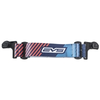 Empire EVS Strap - Orange & Blue