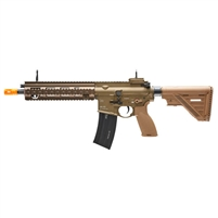 HK 416 A5 AEG with Avalon Gearbox - Tan