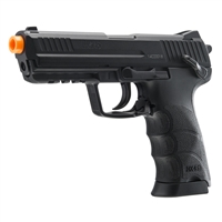 HK 45 CO2 Airsoft Pistol with Fixed Metal Slide