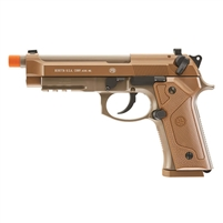 Beretta M9A3 CO2 Blowback Airsoft Pistol - Tan