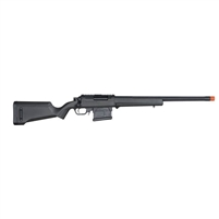 Amoeba AS-01 Striker Gen 2 6mm Spring Airsoft Rifle - Black