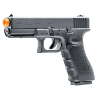 Elite Force Glock G17 Gen 4 Gas Blowback 6mm Airsoft Pistol - Black
