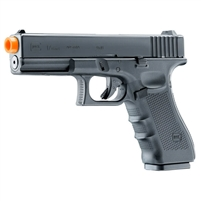 Glock G17 Gen 4 CO2 Powered 6mm Airsoft Pistol - Black