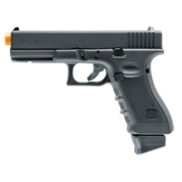 Glock G17 Gen4 CO2 Blowback Pistol (VFC) - Black