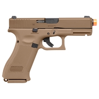 Glock G19X Gas Blowback (VFC) Airsoft Pistol - Tan