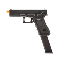 Glock G18C Gen 3 Gas Blowback 6mm Airsoft Pistol - Black