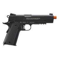 Elite Force 1911 TAC Gen 3 C02 Blowback Airsoft Pistol - Black