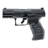 T4E Walther PPQ .43 cal Paintball Pistol - Black