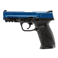 T4E Smith & Wesson M&P9 M2.0 Paintball Pistol Training Kit - Blue Slide