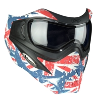 VForce Grill SE - Union Jack w/ Clear Lens